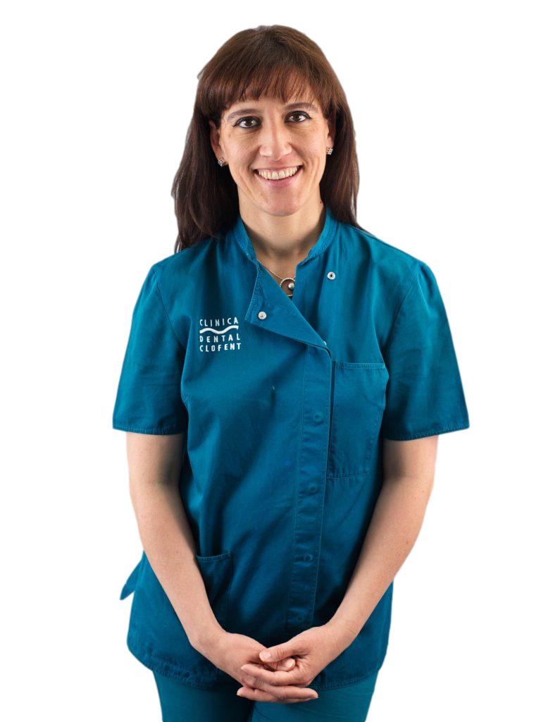 Doctora Núria Clofent odontòloga Tarragona
